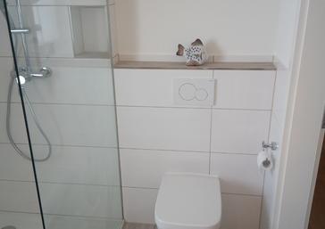 Badezimmer - nachher